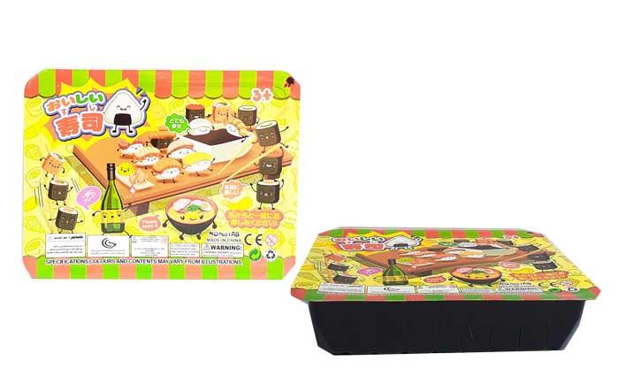 toko mainan online SUSHI SET - 9681AB