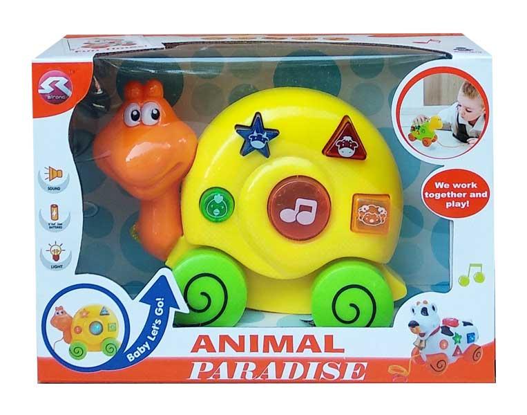 toko mainan online ANIMAL PARADISE SIPUT - Q-93