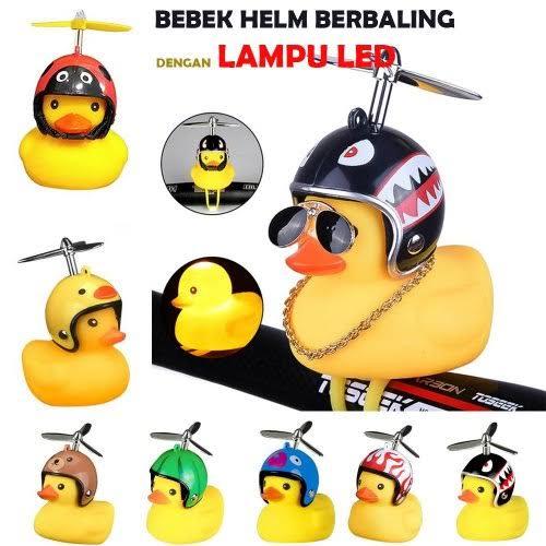 toko mainan online BEBEK HELM BALING - LC95