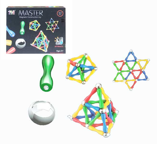 toko mainan online MAGNETIC CONSTRUCTION TOY - TLH-C3