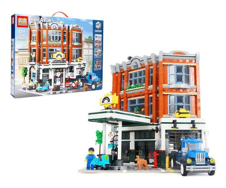 toko mainan online BLOCK CREATORS 2569PCS - DG006