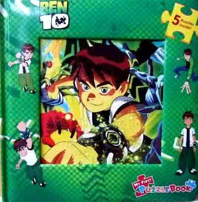 toko mainan online Puzzle Book Benten