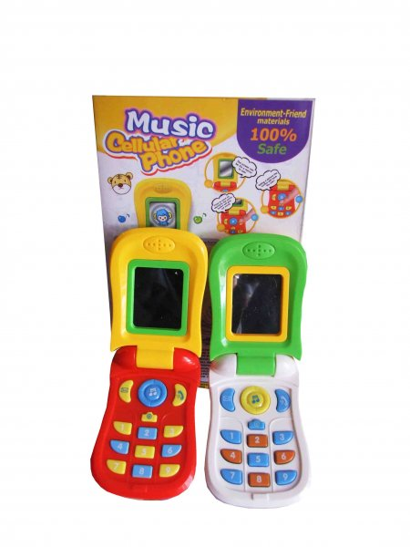 toko mainan online Music Cellular Phone - CY1013A
